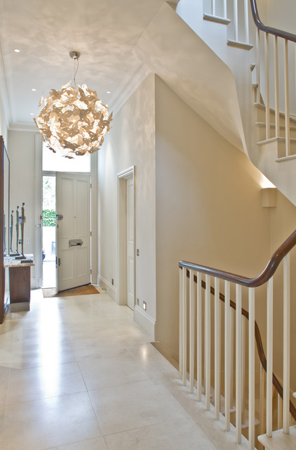 Westbourne grove london traditional entry london for Kitchen ideas westbourne grove