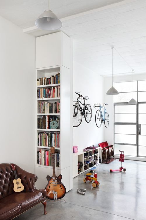 Stylish Storage Solutions for Living Rooms
