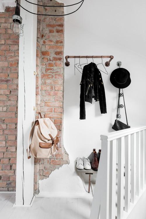 Garderoben Ideen Für Flur Und Diele Zum Selber Bauen