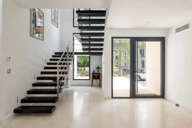 Agencement & Décoration d\'une Villa - Modern - Eingang - Saint ...