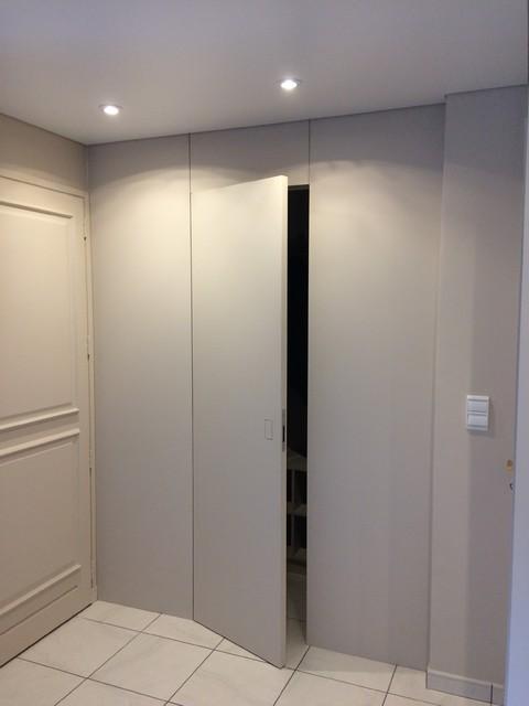 Aménagement hall d\'entrée et d\'escalier - Contemporary ...