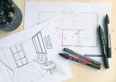 Archi d'intérieur : Qu'apportent plans et rendus 3D à un projet ?