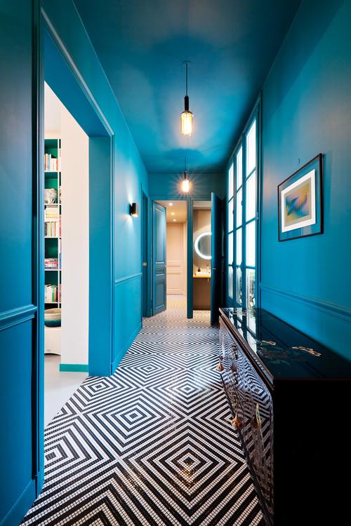 9 idées de peinture pour le couloir