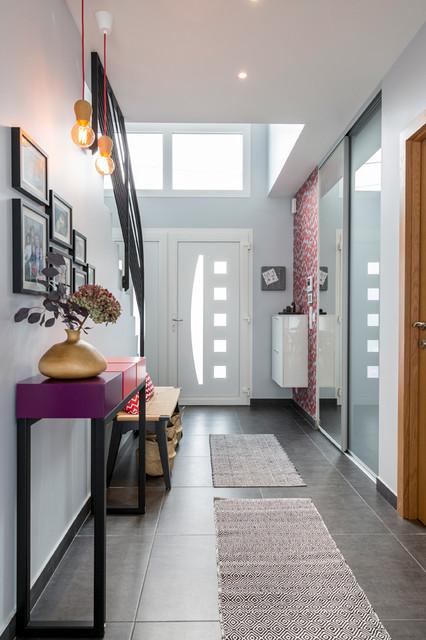 Awesome Entree Maison Moderne Pictures - lionsofjudah.us ...