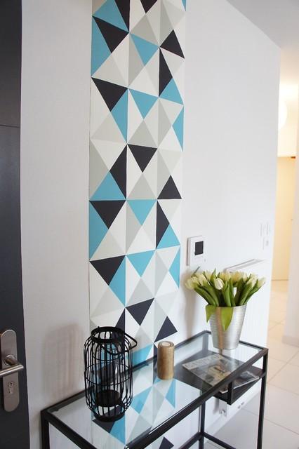 home staging appartement t moin scandinave entr e bordeaux par valoriser vendre. Black Bedroom Furniture Sets. Home Design Ideas