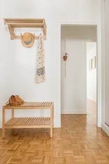 Entree Scandinave Photos Et Idees Deco D Entrees De Maison Ou D Appartement Decembre 2020 Houzz Fr