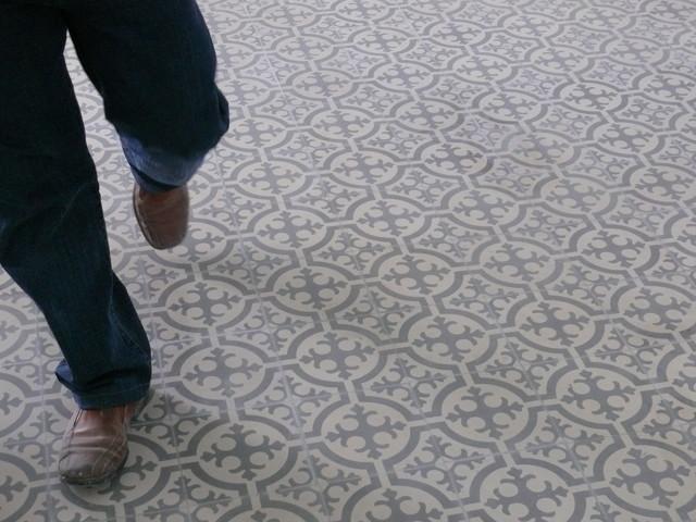 Réalisations carreaux ciment, Entrée , by Ateliers Zelij - Entrée ...
