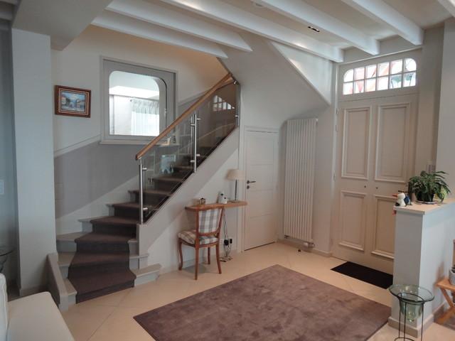 r novation villa deauville classique entr e le havre