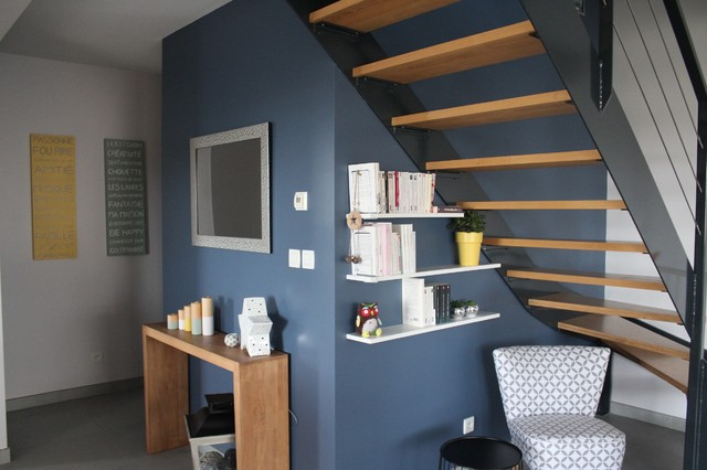 couleur entree appartement