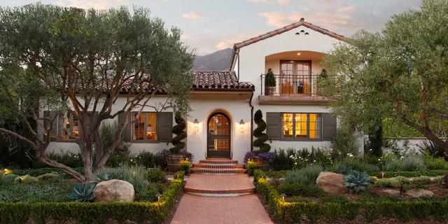 2 Montecito Mediterranean Entry Santa Barbara By J