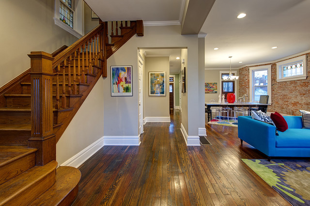 2. Urban Living transitional-entry