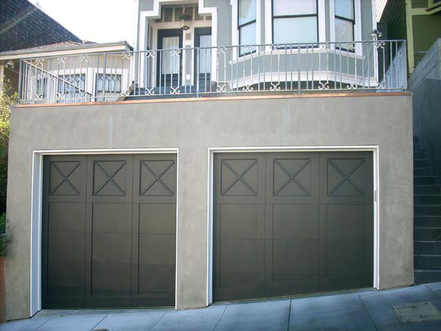 217 Cumberland Garage Contemporary Entry San