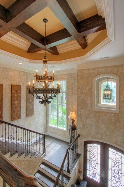 Cornell Residence Hilton Head, SC. traditional-entry