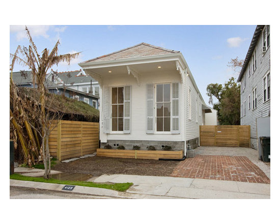 Shotgun house design ideas pictures remodel and decor for Modern new orleans homes