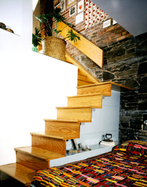 463 West 21st Street contemporary-entry