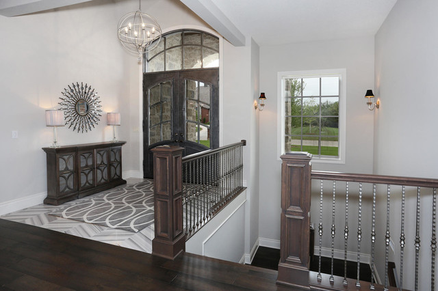 50th Anniversary Home transitional-entry