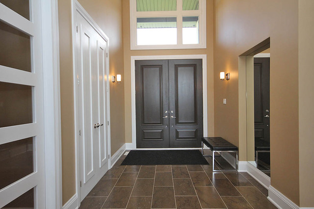 7345 Bluewater  Waterfront Bungalow contemporary-entry