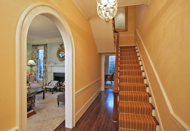 Alexandria, VA Eclectic Whole-House Renovation eclectic-entry