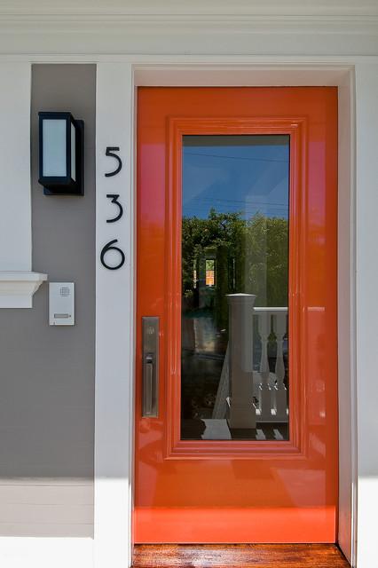Alvarado Residence (Noe Valley) transitional-entry