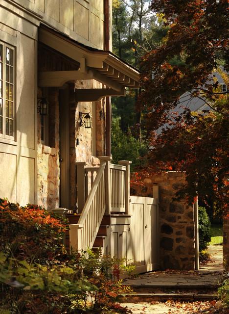 American tudor for Traditional american architecture