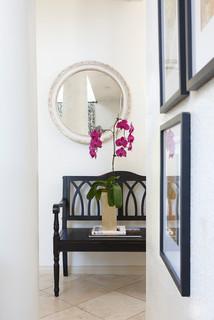 ANDERSON RESIDENCE - Eclectic - Entry - las vegas - by Daniella Villamil Interiors