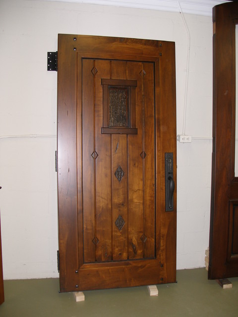 Antique Doors rustic-entry - Antique Doors