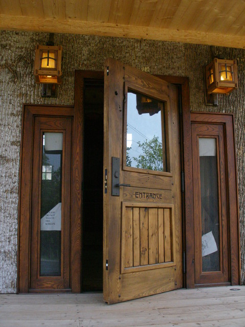 - Antique Doors
