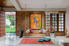 Kochi Houzz: A 100-Year-Old Home Revives After Going Underwater