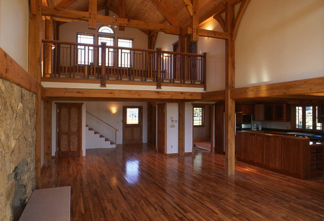 Architectural Designs Timber Framed Craftsman House Plan