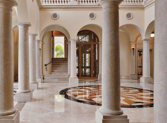 Architectural Interior Exteior Columns Francois Co Traditional Entrance Atlanta