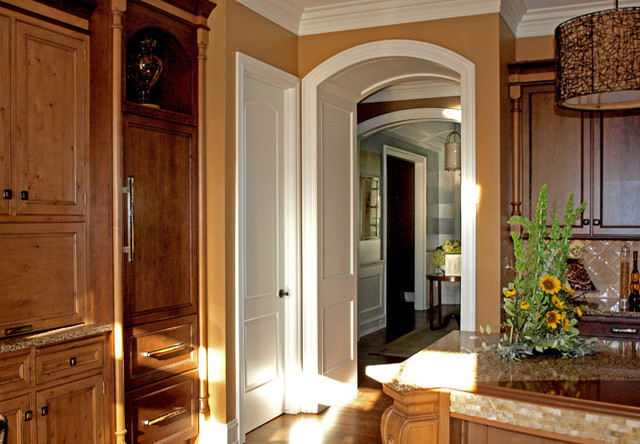 Archways traditional-entry