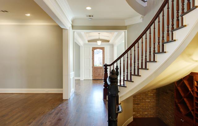 Arlington traditional-entry
