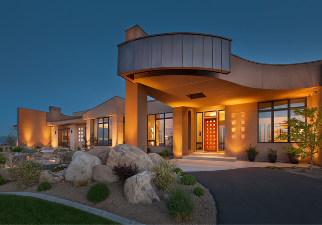 Arrowcreek Contemporary Entry Other Metro By Brink