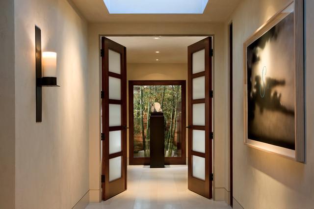 ART House contemporary-entry