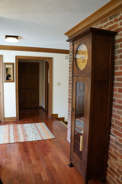 Arts and Crafts craftsman-entry