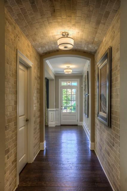 Ashton Woods Atlanta Interiors - Traditional - Entry ... Ashton Woods