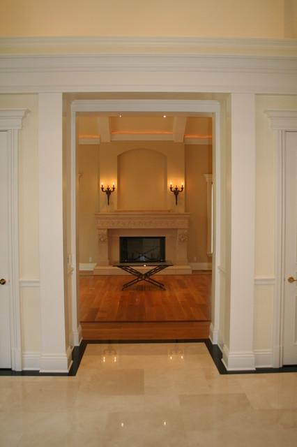 Atherton Estate Residence entry