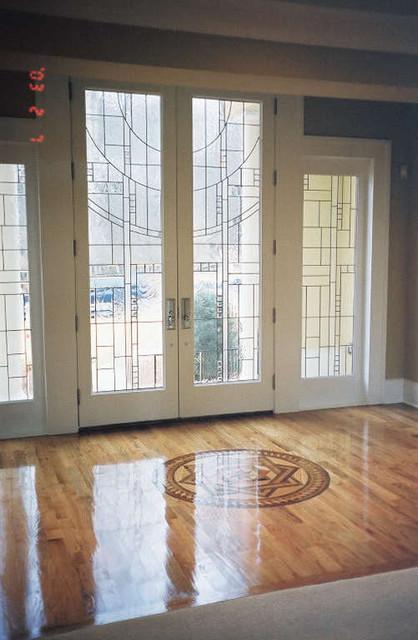 Audubon Estates Residence #5 contemporary-entry