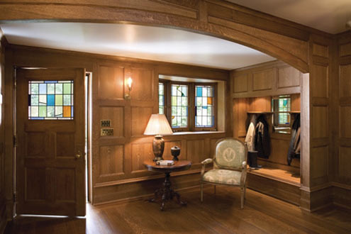 Austin Patterson Disston Architects traditional-entry