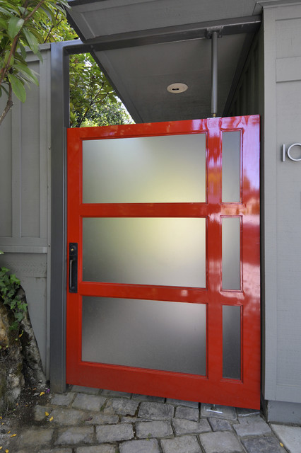 Make A Statement The Contemporary Red Door Done 9 Ways