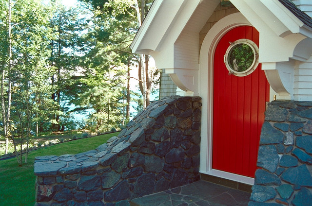 Bayfield Carriage House eclectic-exterior