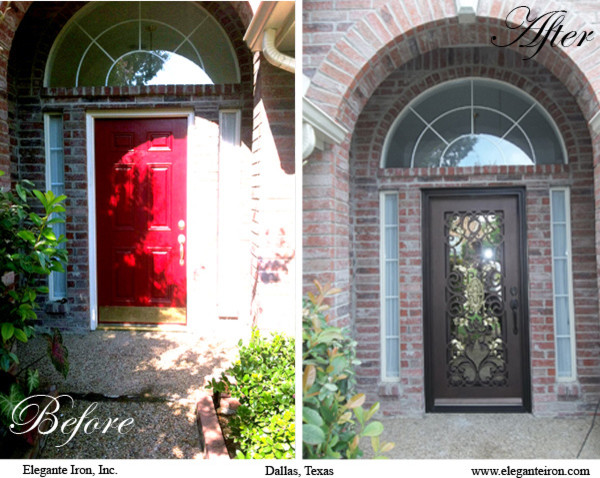 Before & After traditional-entry