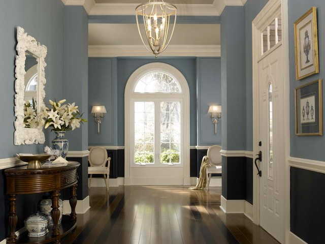 Behr Paint Idea Photos Traditional Entry