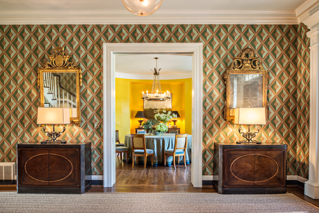 Belle Meade Classic Style Home Renovation 2