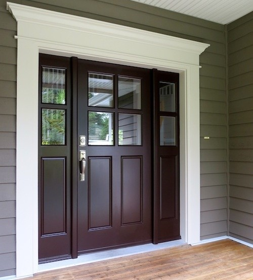 Paint Ideas For Entryway benjamin moore paint ideas - front entryways - traditional - entry