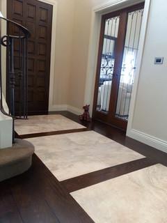 Bernini Porcelain Floor Tile Inlay 2 Lombardia Way