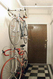 Small Apartment Bike Storage Solutions