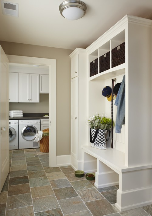 Laundry room layout best layout room Mudroom floor