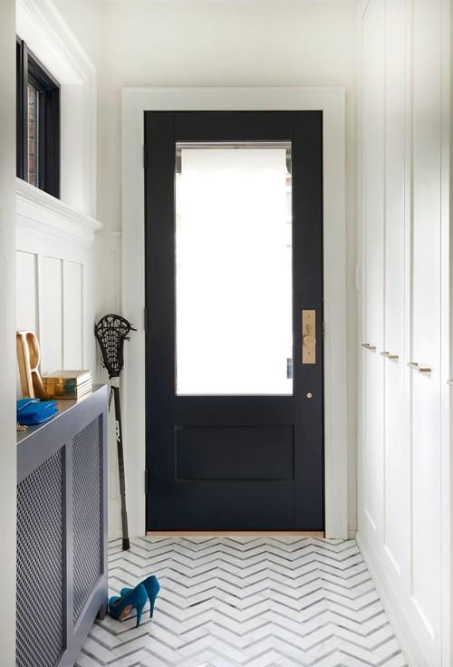 New Entry Light Fixture Flooring Option And Half