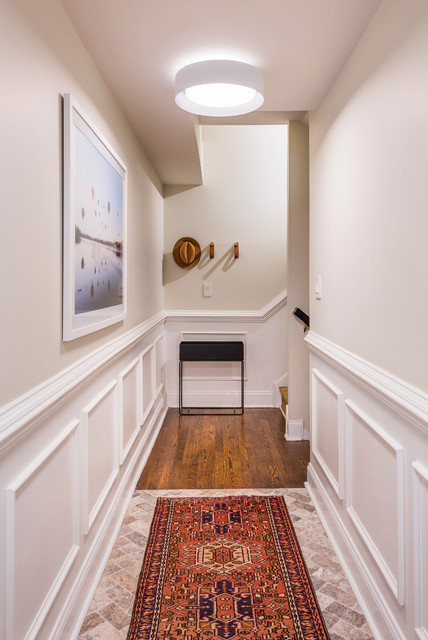 Boho Luxe transitional-entry